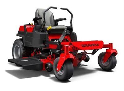 2016 Gravely USA ZT X 52 (Kohler 25 hp) Commercial Mowers Lawn Mowers Rushford, MN