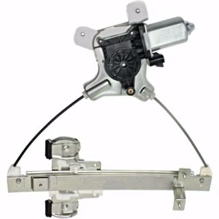 Buy Fits 07-14 Tahoe Yukon Escalade Left Driver Rear Power Window Regulator W/ Motor motorcycle in Laurel, Maryland, United States, for US $49.95