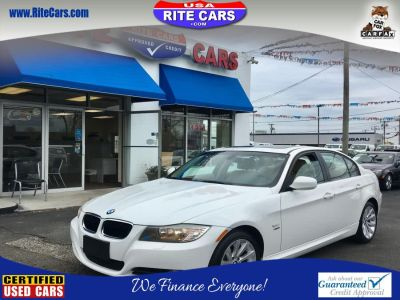 2011 BMW MDX 328i xDrive (WHITE)