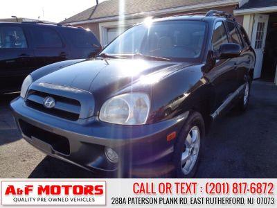 2006 Hyundai Santa Fe GLS (Black)