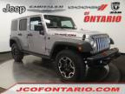Used 2016 Jeep Wrangler Unlimited billet silver metallic clearcoat, 22.2K miles