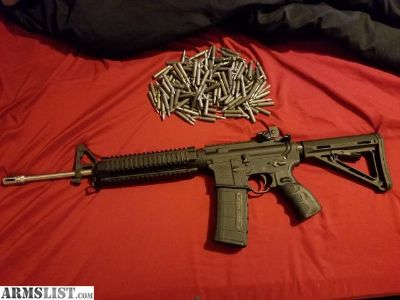 For Sale: Anderson arms am-15