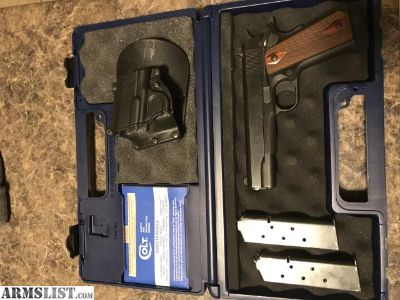 For Sale/Trade: Colt 1911 series 80