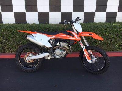 2017 KTM 350 SX-F Motocross Motorcycles Costa Mesa, CA