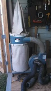 Jet DC 1200 Dust Collector