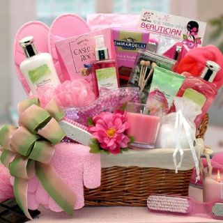 Mother's Day Spa Gift Basket Deal