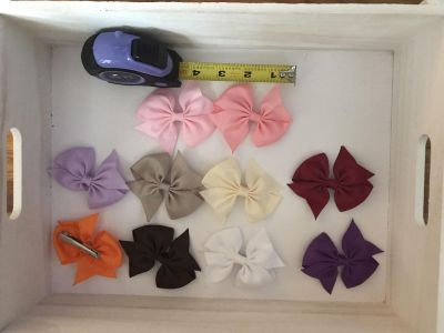 10 - 3 Inch Bows