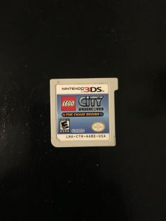 LEGO City 3DS game