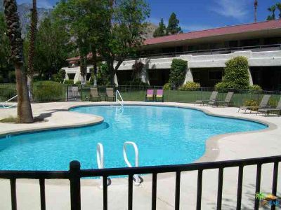 420 N Villa Court #101 Palm Springs One BR, Lower level unit in