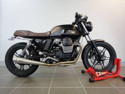 2013 Moto Guzzi V7 Stone Sport Motorcycles Houston, TX