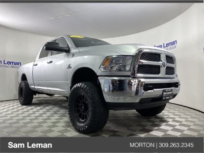 2015 RAM RSX SLT (Bright Silver Metallic Clearcoat)