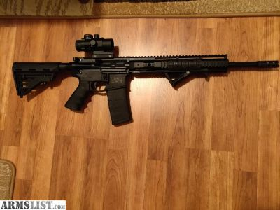 For Trade: Ar-15 for Wasr or O-Pap