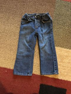 Childrens Place Bootcut Size3t