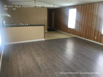 Single-family home Rental - 3000 Old Highway 58