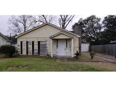 2 Bed 2 Bath Foreclosure Property in Beaumont, TX 77705 - Zavalla St
