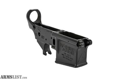 For Sale: Rainier Arms A-DAC-F Lower Receiver