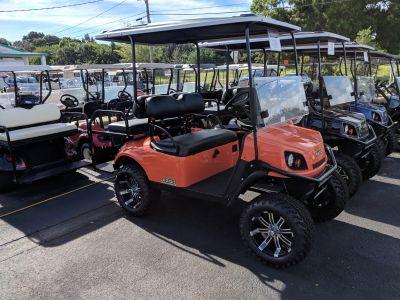 2019 E-Z-Go Express S4 Gas Golf carts Fort Pierce, FL