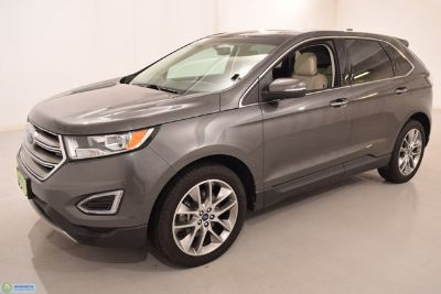 2015 Ford Edge 4dr Titanium AWD (magnetic)