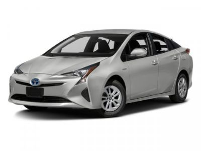 2017 Toyota Prius Three (HYPERSONIC RED)