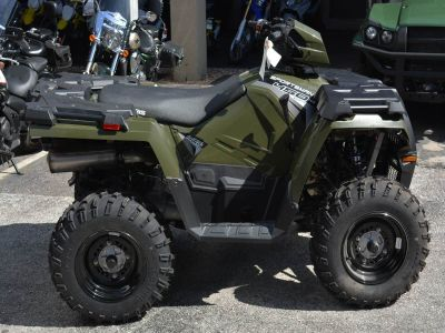 2019 Polaris Sportsman 450 H.O. ATV Utility Clearwater, FL