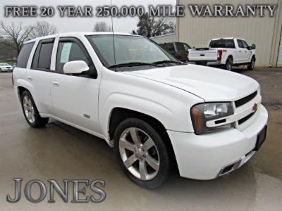 $20,568, 2009 Chevrolet TrailBlazer SS
