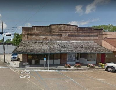 FOR SALE 5,716 SQFT Commercial Building Duckhill, MS (near Grenada, MS)