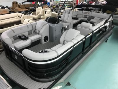 2019 Aqua Patio AP235UL TriToon Pontoon Boats Coloma, MI