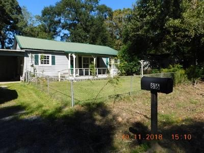 Foreclosure Property in Dequincy, LA 70633 - Knapp Rd