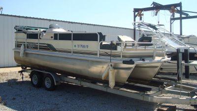 1998 Voyager Pontoons 21 FISH & CRUISE Pontoons Boats Lewisville, TX