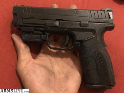 For Sale/Trade: Springfield armory XD 4.0 service mod2