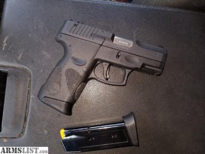 For Sale: Taurus Millennium G2 9mm