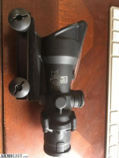 For Sale/Trade: Trijicon ACOG