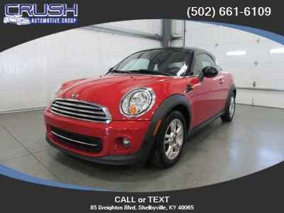 Used 2012 MINI Coupe for sale