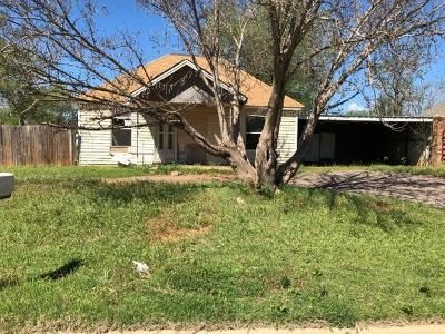2 Bed 1 Bath Foreclosure Property in Elk City, OK 73644 - S Randall Ave