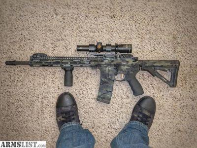 For Sale: Custom Built and Duracoated AR15