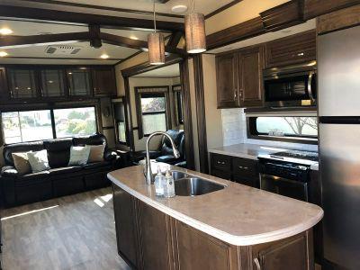 2017 Grand Design Solitude ST360RL