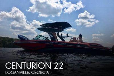 2014 Centurion Enzo FX 22