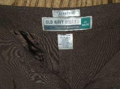 $10 Old Navy Womens Trouser Pants size 10 regular