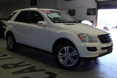 2006 Mercedes-Benz M-Class ML350 (Alabaster White)
