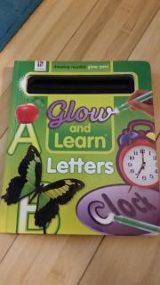 Letters (writing) book