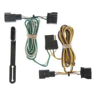 Purchase Curt 55329 Vehicle Towing Harness Adapter T-Connector Dodge Ram 2500 motorcycle in Tallmadge, Ohio, US, for US $30.97