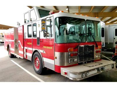 1993 HME Fire Truck