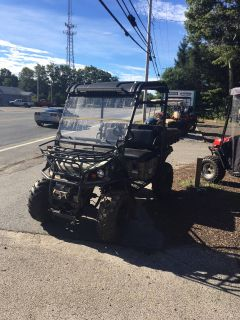 2013 Bad Boy Off Road Recoil Is 72V 4x4 General Use Utility Vehicles Exeter, RI