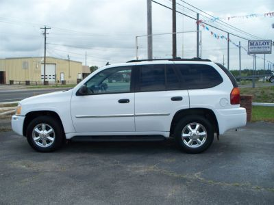2007 Ford Expedition SSV Fleet (White)