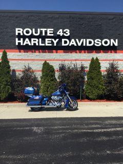 2009 Harley-Davidson Street Glide Touring Motorcycles Sheboygan, WI