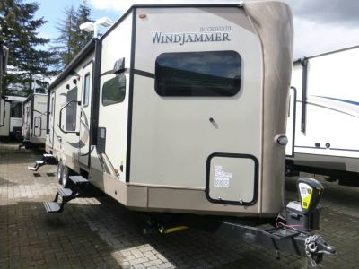 2019 Forest River  ROCKWOOD Windjammer 3008V
