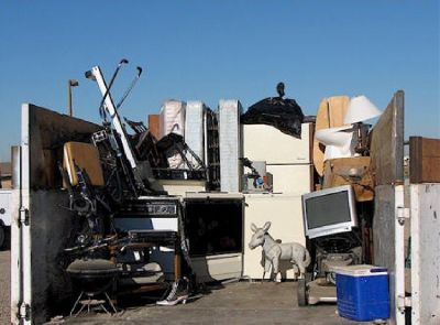 Junk Removal Services in Fullerton