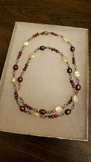 New Pearl Necklace