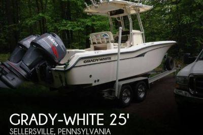 2001 Grady White 247 Advance