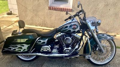 2001 Harley-Davidson ROAD KING CVO